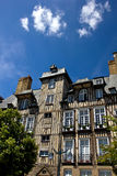 Здания Rennes исторические Стоковая Фотография