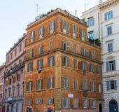 здания rome Стоковые Изображения