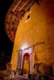 Здания Tulou в южном Китае Стоковое фото RF