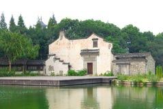 Здания Wu zhen Стоковое Изображение RF
