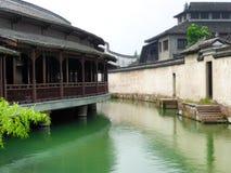 Здания Wuzhen Стоковое фото RF