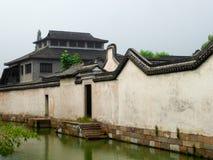 Здания Wuzhen Стоковая Фотография RF
