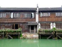 Здания Wuzhen Стоковое Изображение RF