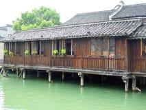 Здания Wuzhen Стоковая Фотография