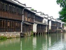 Здания Wuzhen Стоковые Изображения