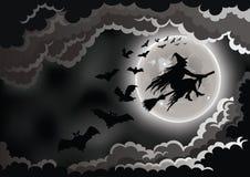 Злая ведьма Стоковые Фотографии RF