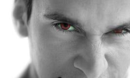 Злий человек Стоковая Фотография RF