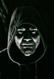Злий человек Стоковое Изображение RF