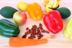 Здоровая еда для завтрака или лачуги стоковое фото rf
