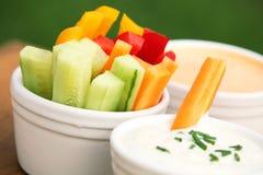Здоровая закуска Стоковое фото RF