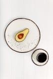 Здоровая питательная быстрая еда утра Стоковая Фотография RF