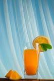 Здоровое питье в утре Стоковое Фото
