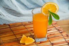 Здоровое питье в утре Стоковое фото RF