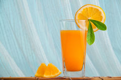 Здоровое питье в утре Стоковые Фото