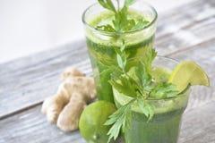 Здоровое питье энергии Стоковая Фотография RF