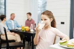 Здоровое питье Стоковые Изображения