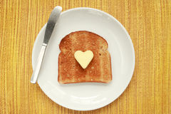здоровое сердце Стоковые Фотографии RF
