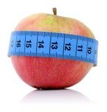 Здоровое яблоко стоковое изображение