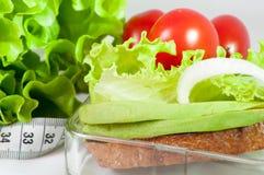Здоровые овощи - здоровая еда Стоковая Фотография RF