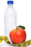Здоровые предметы Стоковое Изображение RF