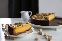 Здоровый красочный десерт Стоковая Фотография