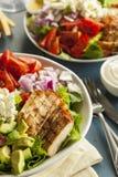 Здоровый сердечный салат Cobb стоковое изображение rf