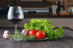 здоровый солнцецвет семени салата ингридиентов Стоковые Изображения