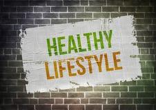 Здоровый уклад жизни Стоковая Фотография