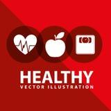 Здоровый уклад жизни Стоковая Фотография RF