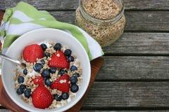 Здоровый шар завтрака Стоковые Фото