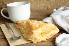 здоровый шпинат слойки пирожка печенья стоковое фото rf