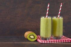 Здоровый smoothie в стиле страны Стоковое Фото