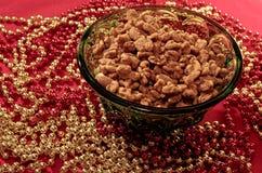 Здоровый Snacking праздника Стоковые Изображения
