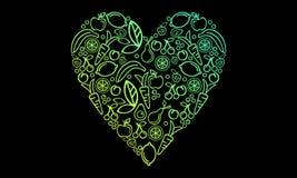 Здоровье влюбленности Стоковое Изображение RF