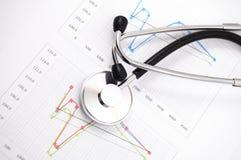 здоровье принципиальной схемы медицинское Стоковое фото RF
