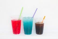 Здоровье цвета питьевой воды Стоковое Фото