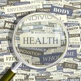 Здоровье иллюстрация вектора
