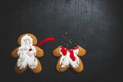 Злодеяние печенья Стоковые Фото
