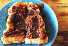 здравица хлеба Стоковое Фото
