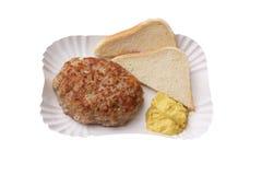 здравица meatball Стоковые Фотографии RF