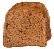 2 здравицы хлеба рож Стоковое Изображение