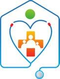 Здравоохранение семьи Стоковая Фотография RF