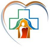 Здравоохранение старейшин Стоковое Фото