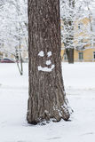Здравствуйте! зима! Стоковое фото RF