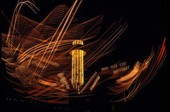 Злющий свет Стоковые Изображения RF