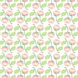 диаграмма малое смычков букетов картины цветка безшовное Стоковые Фотографии RF