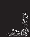 диаграмма малое смычков букетов картины цветка безшовное Стоковое фото RF