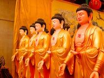 диаграмма усаживание Будды Стоковые Фотографии RF
