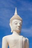 диаграмма усаживание Будды Стоковая Фотография