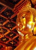 диаграмма усаживание Будды Стоковое Изображение RF